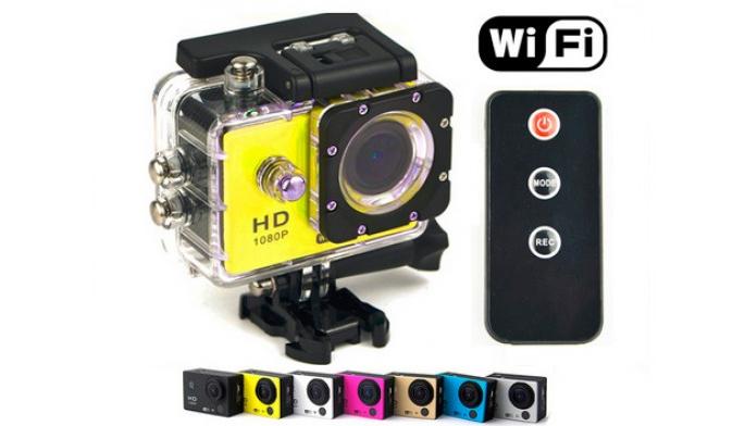 камера SJ7000 Wi-Fi