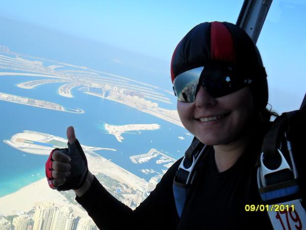 Марьяна в Дубае