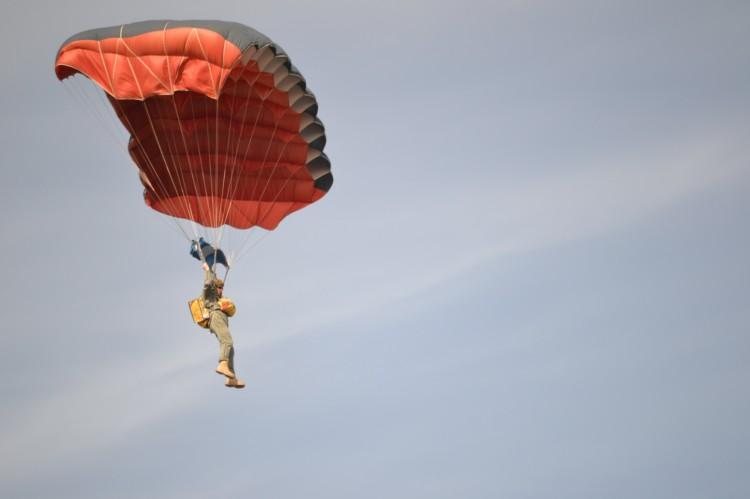 Соревнования по парашютному спорту